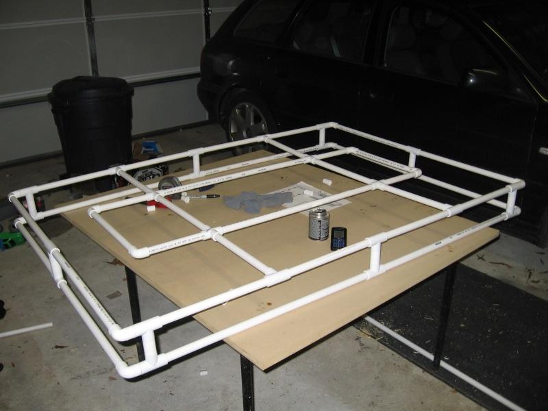 Poseur Roof Basket 101