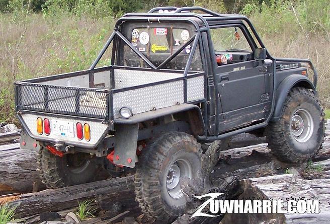 Suzuki Samurai Half High Steer