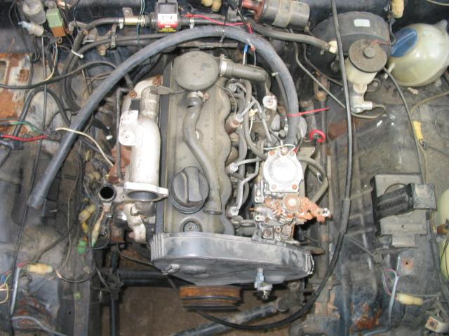Suzuki Samurai Isuzu Diesel Engine Swap
