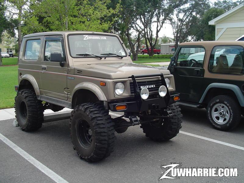 Suzuki samurai tin top roof rack roof rack for tintop and bumpers - Suzuki Samurai Rear Bumper Plans Motorcycle Review And