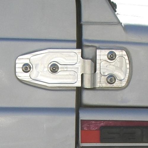 Billet Removable Door Hinges