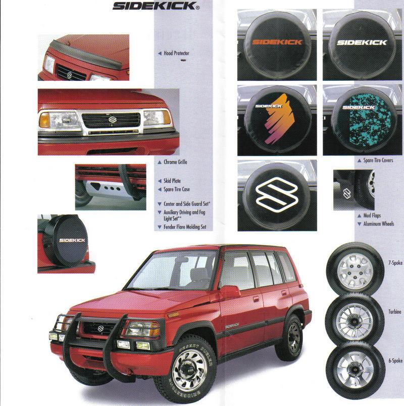 Suzuki Swift Genuine Accessories