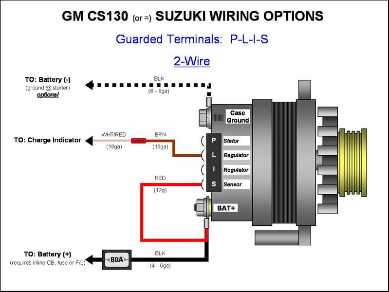 cs144 alternator wiring wiring diagram portal u2022 rh graphiko co