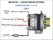 gm cs130 cs144 alternator wiring plfs 2 wire gm alternator gm cs130 plfs 3 jpg