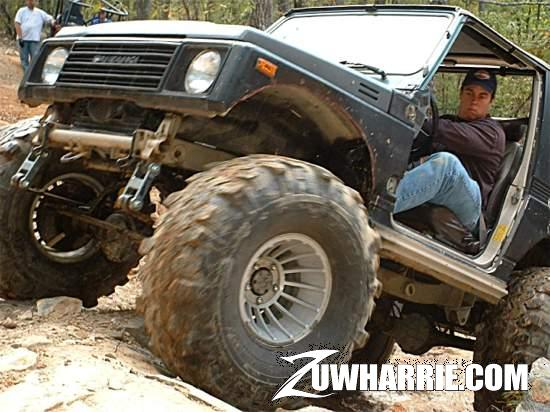 Suzuki Swamp Buggy Need Help